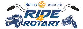 Ride for Rotary 4 | Fundraiser for The Rotary Foundation